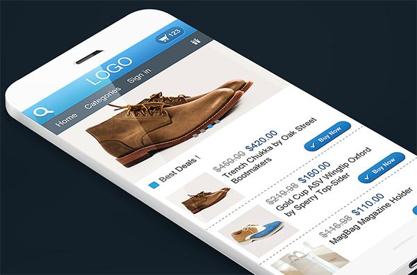 手机页面设计应更加注重视觉效果设计